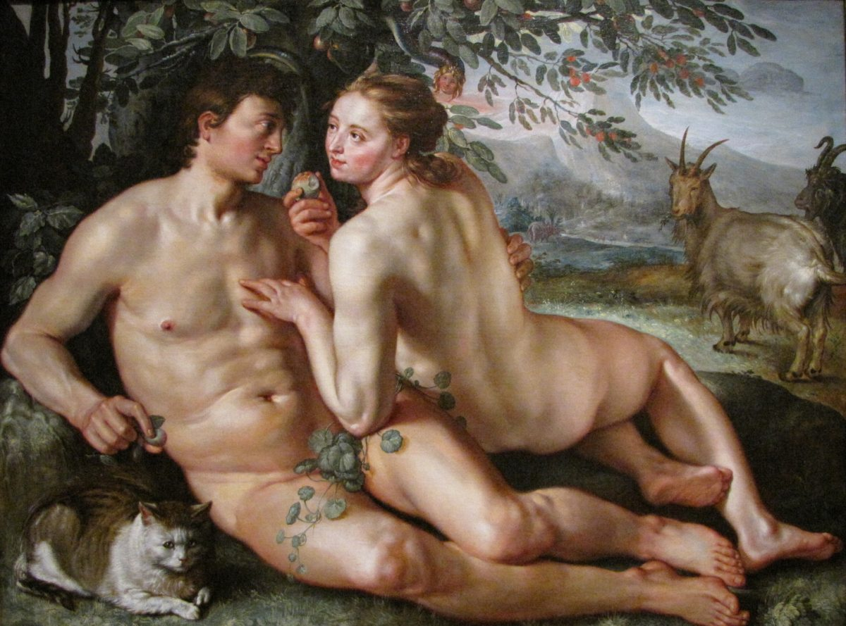 Why God Gave Adam And Eve Just One Rule