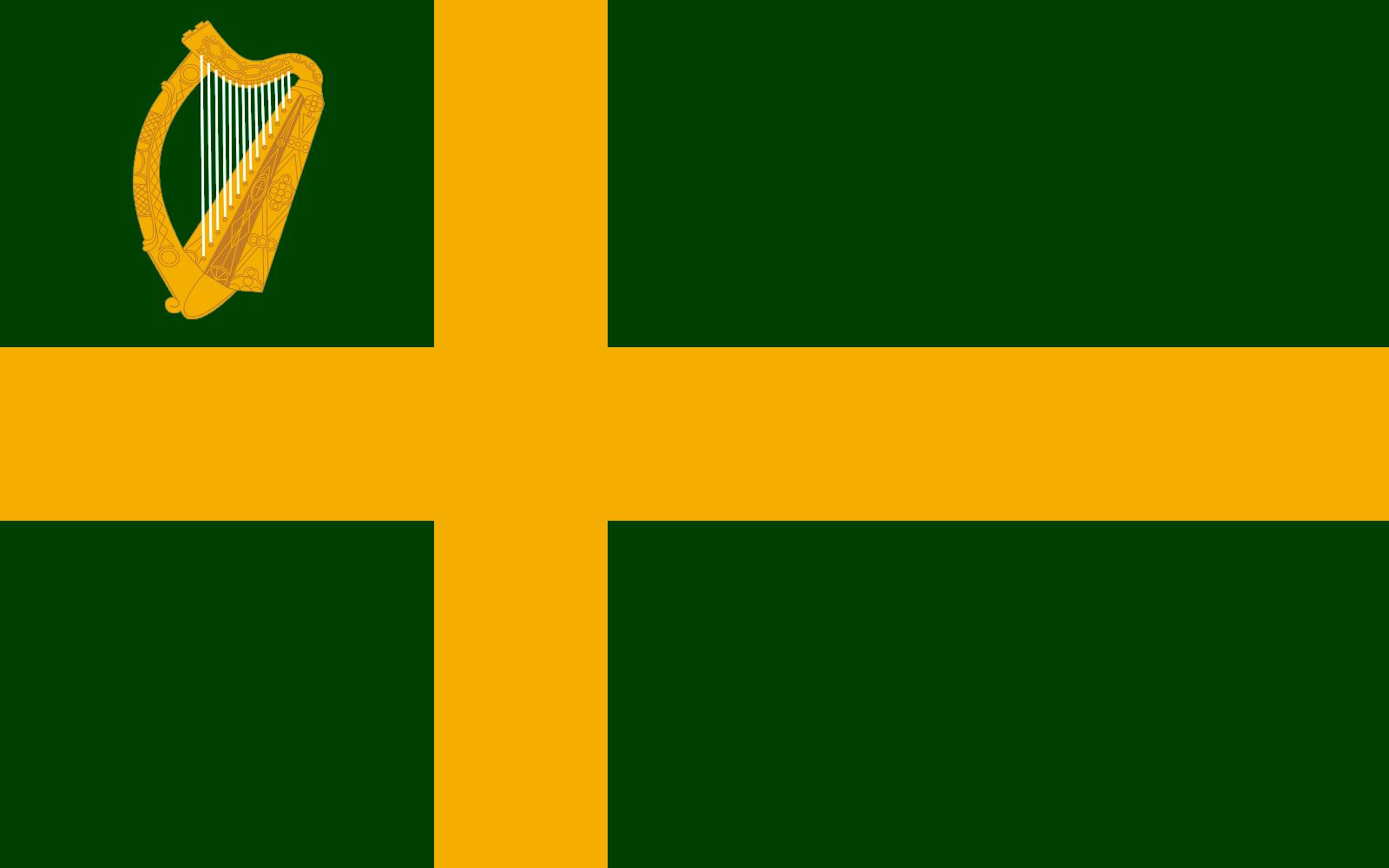 Eire Nua Flag