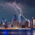 new york lightning strike