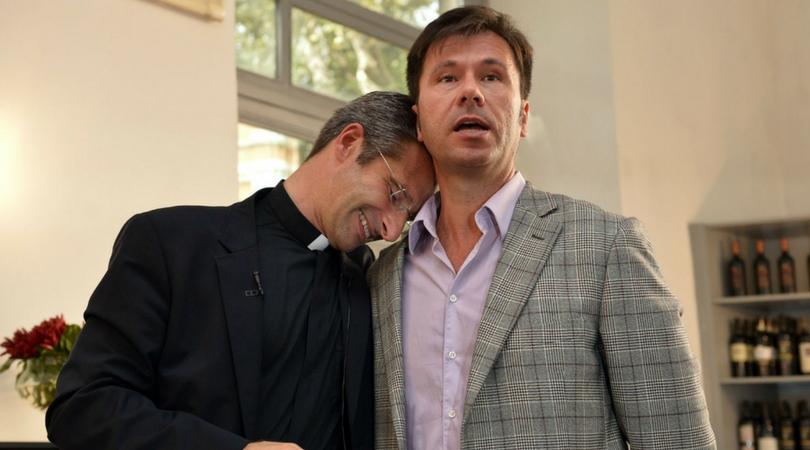 homosexual priest