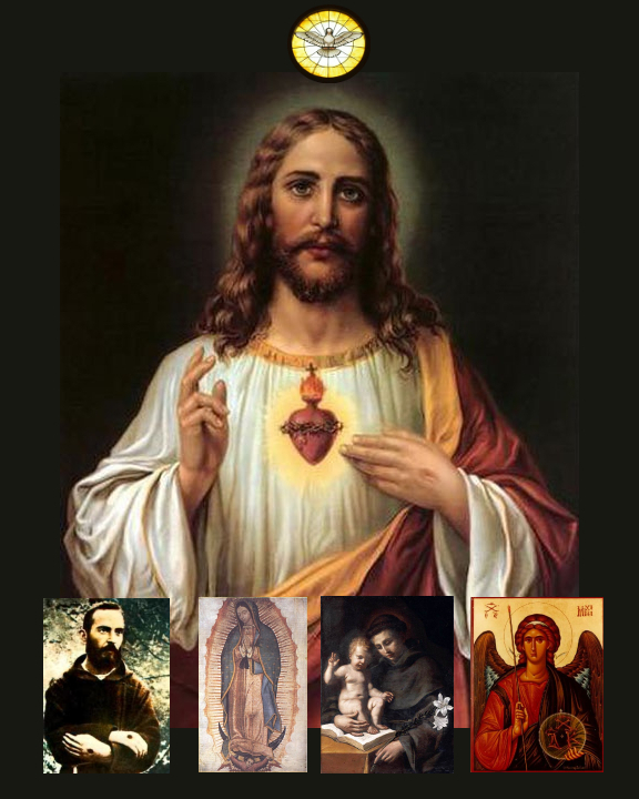 The Sacred Heart Of Jesus – Augmented